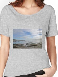 Seascape.......... Women's Relaxed Fit T-Shirt
