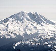 Mount Adams by DakotaDawn