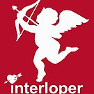 Interloper Cupid T-Shirt by popularthreadz