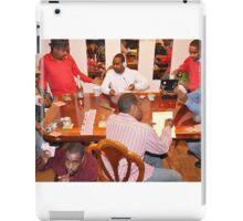Poker Nght iPad Case/Skin