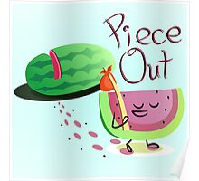 Piece Out Poster