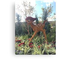 Bambi tapestry - Epcot  Canvas Print