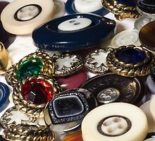 Buttons by Martina Fagan