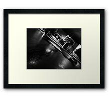 Williams F1 Framed Print