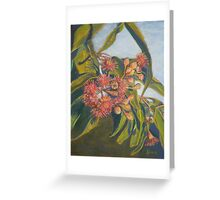 Afternoon Blossoms Greeting Card