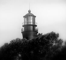 The Lighthouse Two by Angi Baker