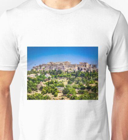 Athens Acropolis Unisex T-Shirt