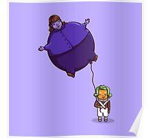 Too Much Bubblegum Poster
