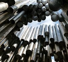 The Sibelius Monument 2 by Trish Meyer
