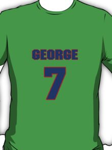 National baseball player George Fallon jersey 7 T-Shirt