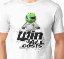 Win @ All Costs Unisex T-Shirt