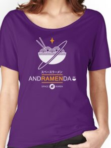 Andramenda Women's Relaxed Fit T-Shirt