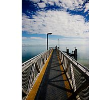 Amity Point Pier Photographic Print