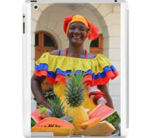 Fruit Seller iPad Case/Skin