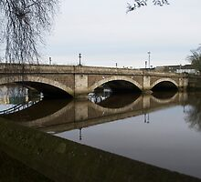 RIVER BANN BRIDGE, COLERAINE by alexandriaiona