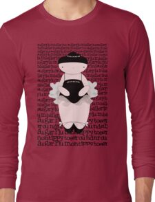 Sugar Plum on Tippy Toes Long Sleeve T-Shirt