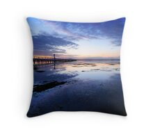 Another view of Long Jetty Throw Pillow