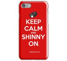 Keep Calm and Shinny On iPhone Case/Skin