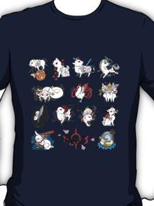 Okami brush gods T-Shirt