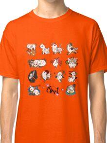 Okami brush gods Classic T-Shirt