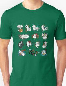 Okami brush gods Unisex T-Shirt