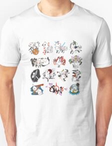 Okami brush gods Unisex T-Shirt