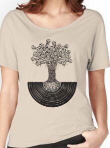 Music Roots Women's Relaxed Fit T-Shirt