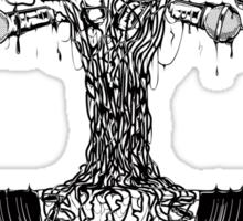 Music Roots Sticker