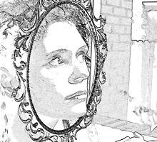 mirror girl by flashingmary