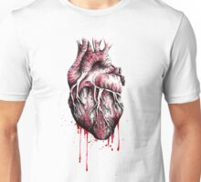 and put the heart I have laid bare Unisex T-Shirt