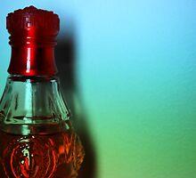 Bottle of Colours by Maria de Vera