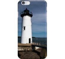 Silent Summer Sentry iPhone Case/Skin