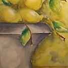 I Limoni 'Still Life' © Patricia Vannucci 2007 by PERUGINA