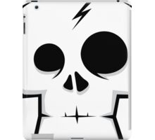 Comic Skull iPad Case/Skin