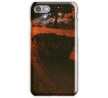 7:44, Stopped Snowing iPhone Case/Skin
