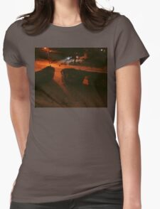 7:44, Stopped Snowing Womens Fitted T-Shirt