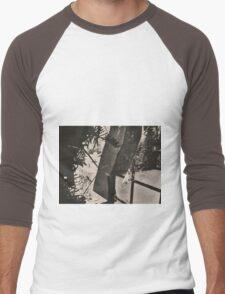 10:58, Still Snowing Men's Baseball ¾ T-Shirt