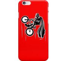 Darth Vader shredding on his BMX iPhone Case/Skin