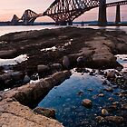 Forth Bridge by David Queenan