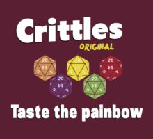 Crittles-Taste The Painbow by Jsuttles