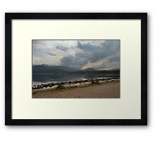 The Beautiful Loch , Morlich Framed Print