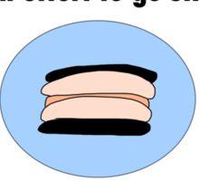 Garmadon's Creamy Biscuits Sticker