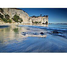 Stingray Bay Blues Photographic Print