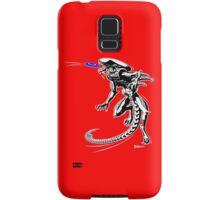 Alien Loves to Play Frisbee Samsung Galaxy Case/Skin