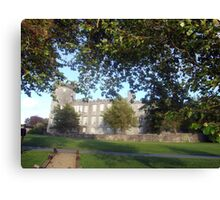 Dromoland Castle Canvas Print