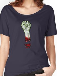 Zombie Fist! Women's Relaxed Fit T-Shirt