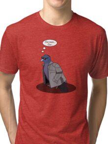 Cool Pigeon Tri-blend T-Shirt