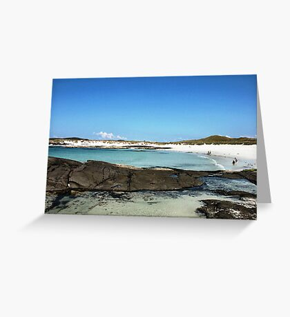 Sanna Beach Greeting Card