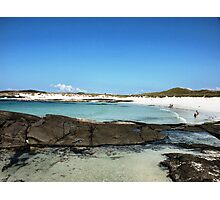 Sanna Beach Photographic Print