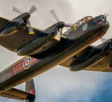 "Avro Lancaster B.X FM213/C-GVRA ""Vera"" Sticker"